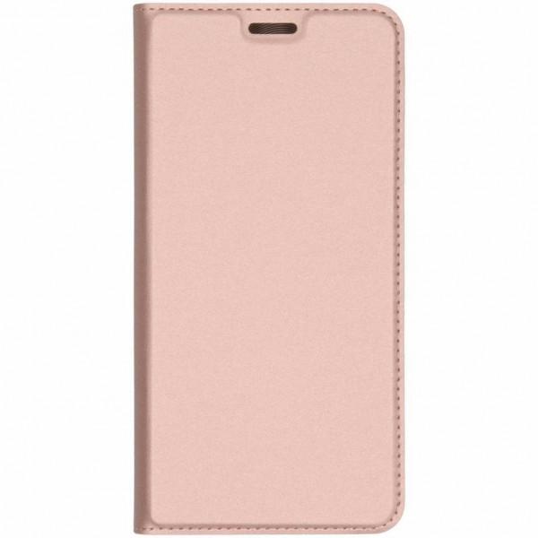 Husa Flip Cover Premium Duxducis Skinpro Huawei Mate 30 Lite Rose Gold imagine itelmobile.ro 2021