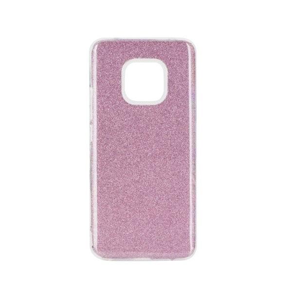 Husa Spate Upzz Shiny Lux Huawei Mate 20 Pro Pink imagine itelmobile.ro 2021