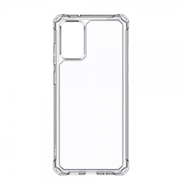 Husa Premium Roar Anti-shock Tpu Silicon Crystal Clear Samsung Galaxy S20 Ultra Transparenta imagine itelmobile.ro 2021
