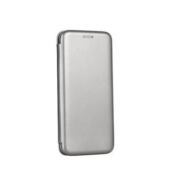 Husa Flip Carte Magnet Lux Samsung Galaxy S20 Gri imagine itelmobile.ro 2021