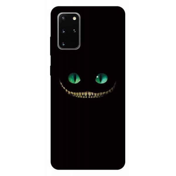 Husa Silicon Soft Upzz Print Samsung Galaxy S20 Plus Model Dragon imagine itelmobile.ro 2021