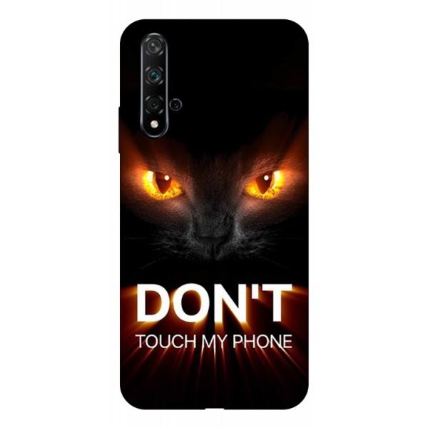Husa Silicon Soft Upzz Print Huawei Nova 5t Model My Phone 1 imagine itelmobile.ro 2021