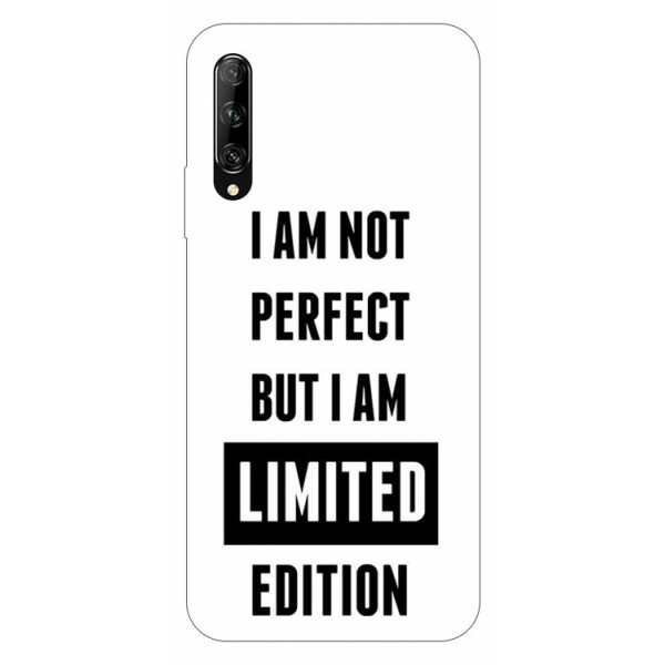 Husa Silicon Soft Upzz Print Huawei P Smart Pro 2019 Model Limited Edition imagine itelmobile.ro 2021