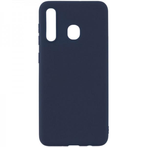 Husa Slim Soft Forcell Samsung Galaxy A30 Dark Blue imagine itelmobile.ro 2021