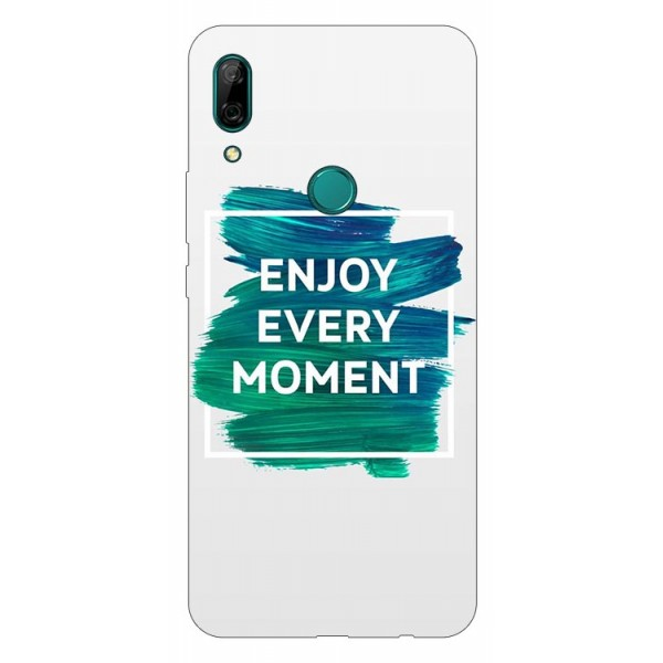 Husa Silicon Soft Upzz Print Huawei P Smart Z Model Enjoy imagine itelmobile.ro 2021