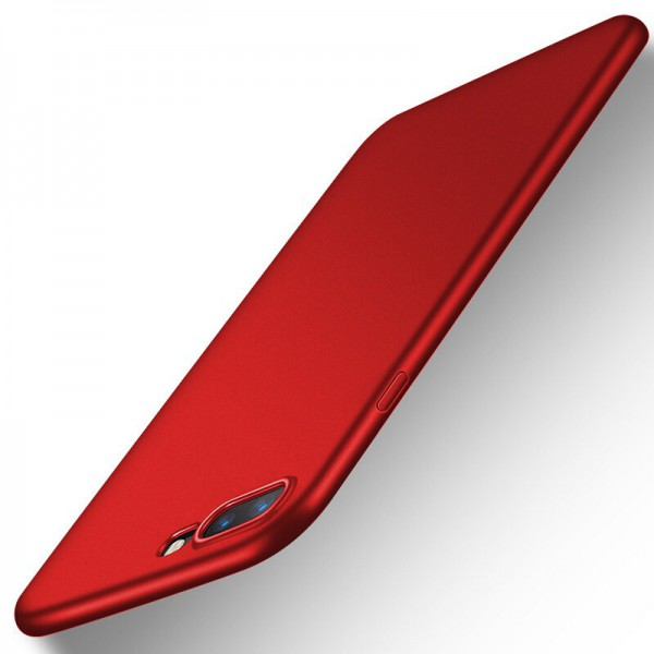 Husa Lux Soft Silicon Upzz iPhone 7 Plus Red