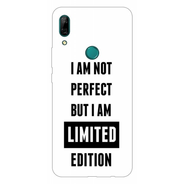 Husa Silicon Soft Upzz Print Huawei P Smart Z Model Limited Edition imagine itelmobile.ro 2021