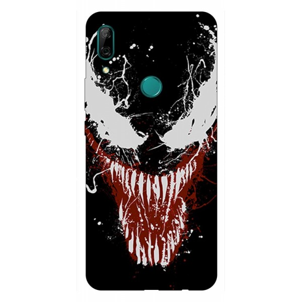 Husa Silicon Soft Upzz Print Huawei P Smart Z Model Monster imagine itelmobile.ro 2021