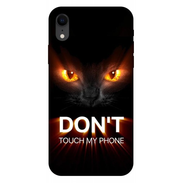Husa Silicon Soft Upzz Print iPhone Xr Model My Phone 1
