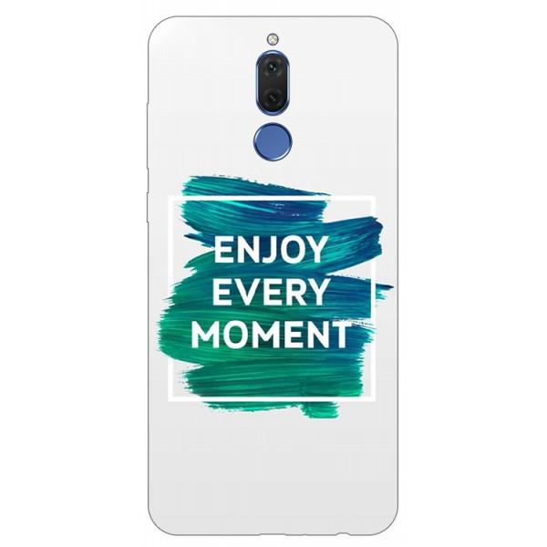 Husa Silicon Soft Upzz Print Huawei Mate 10 Lite Model Enjoy imagine itelmobile.ro 2021
