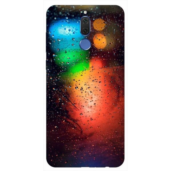 Husa Silicon Soft Upzz Print Huawei Mate 10 Lite Model Multicolor imagine itelmobile.ro 2021
