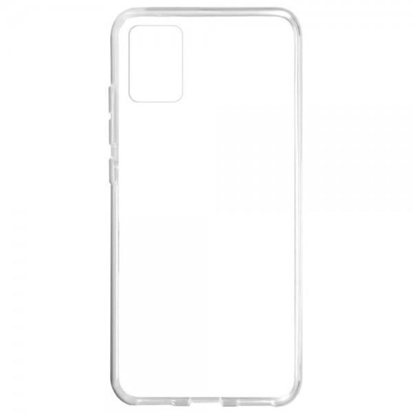 Husa Upzz Spate Ultra Slim Samsung S20 Plus, Transparenta imagine itelmobile.ro 2021