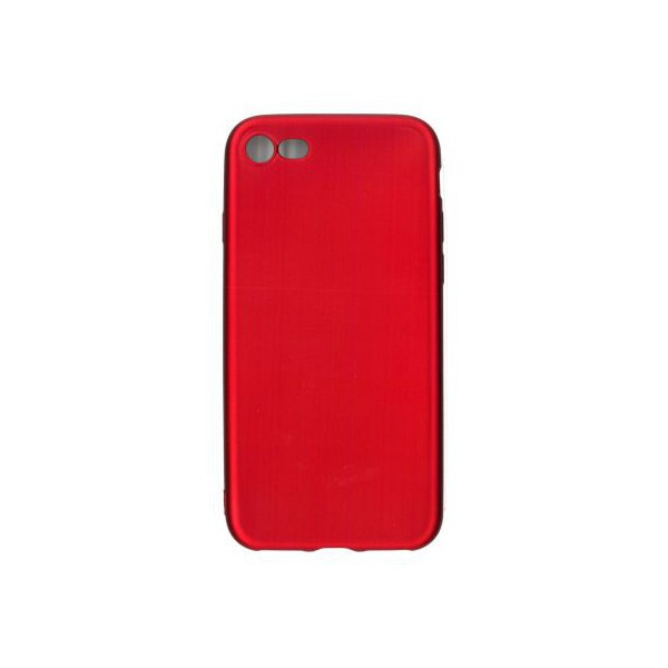Husa Lux Soft Silicon Upzz iPhone 7 Red