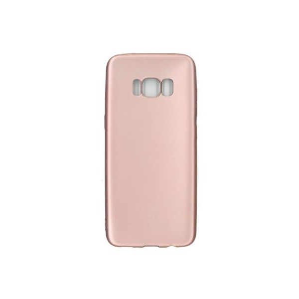 Husa Lux Silicon Soft Upzz Samsung S8 G950f Rose Gold