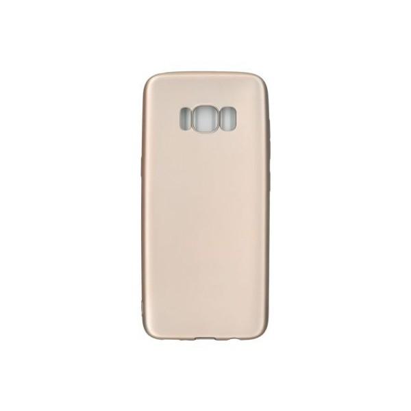 Husa Lux Silicon Soft Upzz Samsung S8 Plus G955f Gold