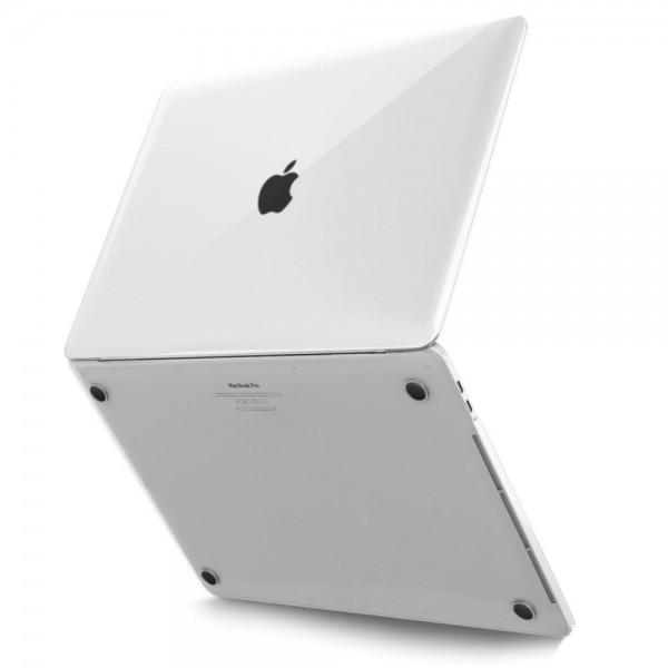 "Husa Carcasa Upzz Tech-protect Smartshell Macbook Pro 16"" 2019 Transparenta A2141 imagine itelmobile.ro 2021"