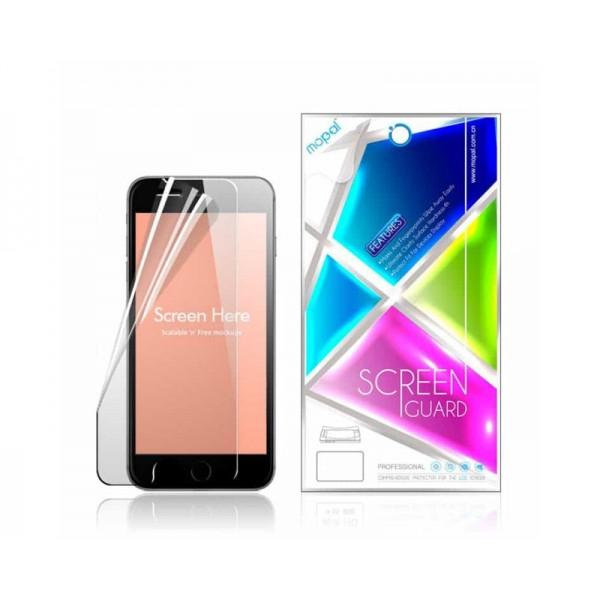Folie Plastic Protectie Display Mopal iPhone 7 Plus / 8 Plus imagine itelmobile.ro 2021