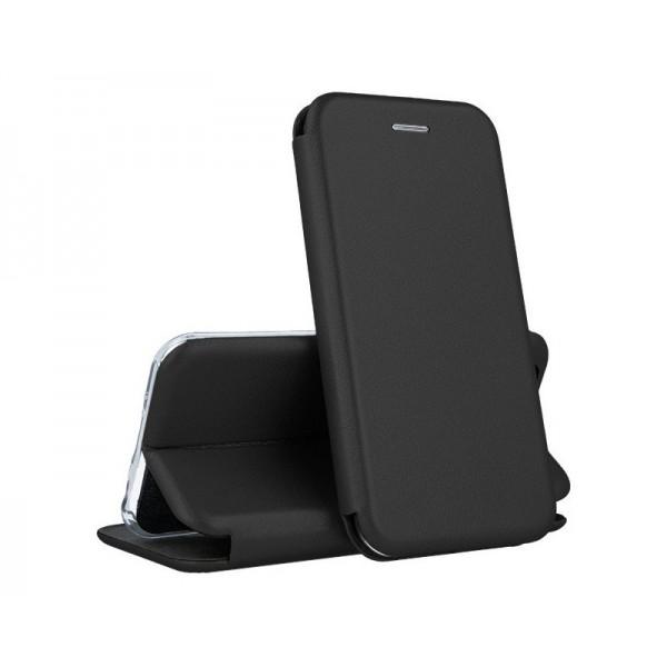 Husa Flip Carte Cu Magnet Lux Upzz Samsung A51 Negru imagine itelmobile.ro 2021