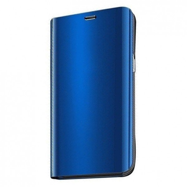 Husa Tip Carte Mirror Samsung Galaxy A51 Albastru Cu Folie Sticla Upzz Glass Inclusa In Pachet imagine itelmobile.ro 2021