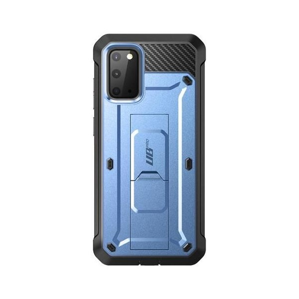Husa Premium 360 Grade Samsung S20 Unicorn Beetle Pro , Metallic Blue imagine itelmobile.ro 2021