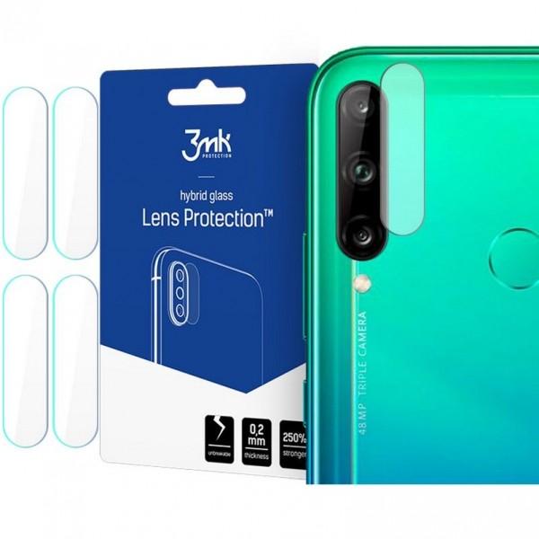 Folie Sticla Nano Glass 3mk Pentru Camera Huawei P40 Lite E , Transparenta, 4 Buc In Pachet imagine itelmobile.ro 2021