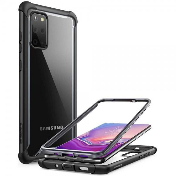 Husa Premium Iblason Ares Pentru Samsung Galaxy S20 ,negru imagine itelmobile.ro 2021