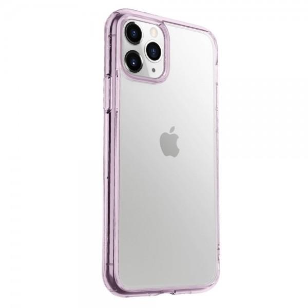 Husa Premium Spate Ringke Fusion Matte Lavander iPhone 11 Pro Transparenta - Fsap0046 imagine itelmobile.ro 2021