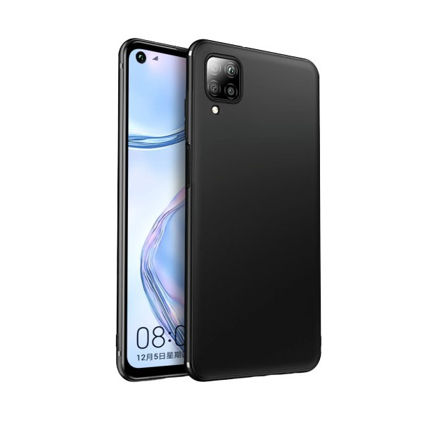Husa Slim Spate Premium Upzz Pro Slim Pentru Huawei P40 Lite ,silicon ,negru imagine itelmobile.ro 2021