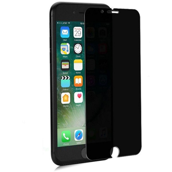 Folie Sticla 4d Privacy iPhone Se 2 ( 2020 ) - Negru imagine itelmobile.ro 2021
