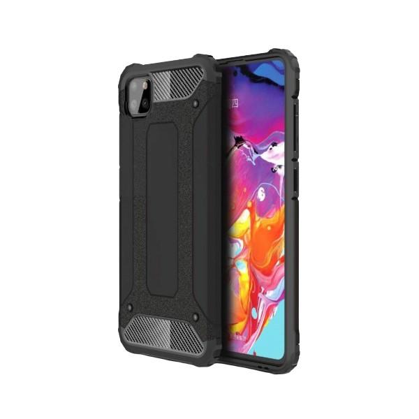 Husa Armor Upzz Samsung Galaxy Note 10 Lite Anti-shock Negru imagine itelmobile.ro 2021