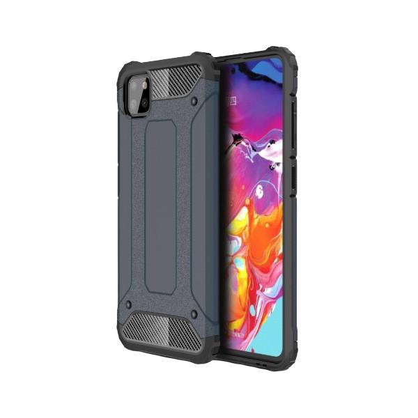 Husa Armor Upzz Samsung Galaxy Note 10 Lite Anti-shock Dark Blue imagine itelmobile.ro 2021