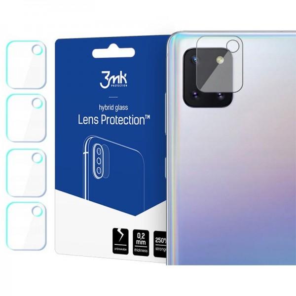 Set 4 Buc Folie Sticla Nano Glass Pentru Camera 3mk Samsung Galaxy Note 10 Lite Transparenta imagine itelmobile.ro 2021