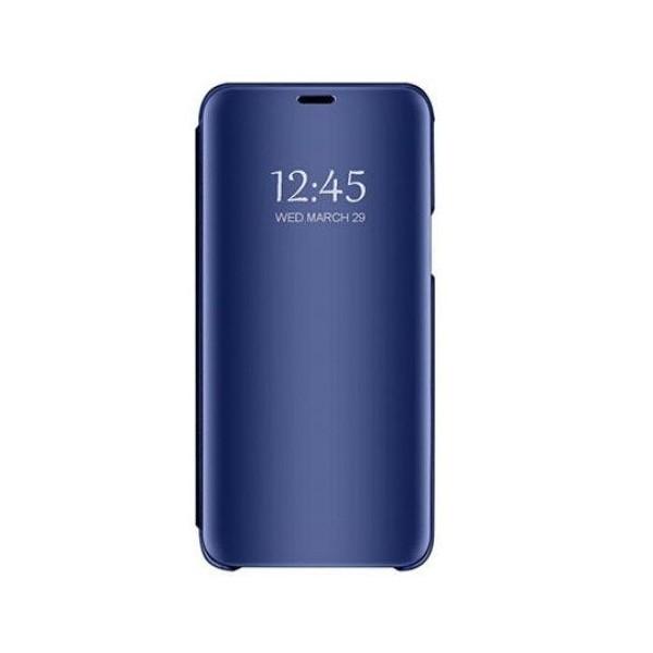 Husa Tip Carte S View Mirror Huawei P40 Pro ,albastru,cu Functie Stand imagine itelmobile.ro 2021