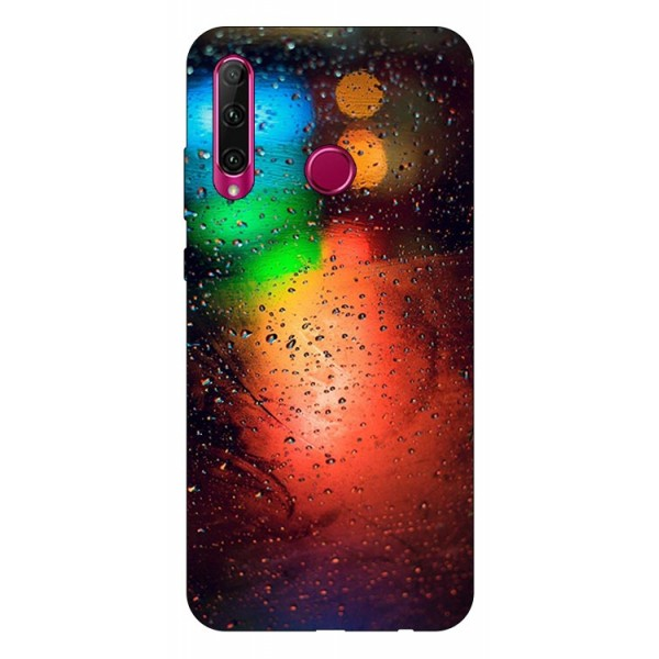 Husa Silicon Soft Upzz Print Huawei P40 Lite E Model Multicolor imagine itelmobile.ro 2021