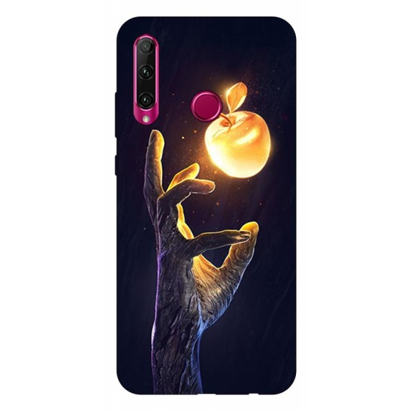 Husa Silicon Soft Upzz Print Huawei P40 Lite E Model Reach imagine itelmobile.ro 2021