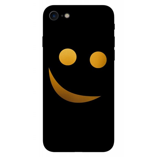 Husa Silicon Soft Upzz Print iPhone Se 2 ( 2020 ) ,model Danger imagine itelmobile.ro 2021