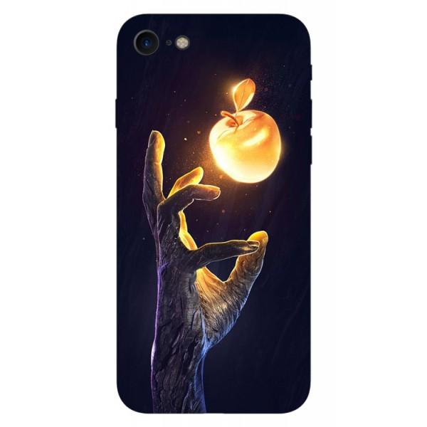 Husa Silicon Soft Upzz Print iPhone Se 2 ( 2020 ) ,model Reach imagine itelmobile.ro 2021
