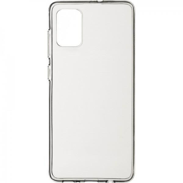 Husa Slim Silicon Pentru Samsung Galaxy Note 10 Lite ,0,5mm Grosime ,transparenta imagine itelmobile.ro 2021