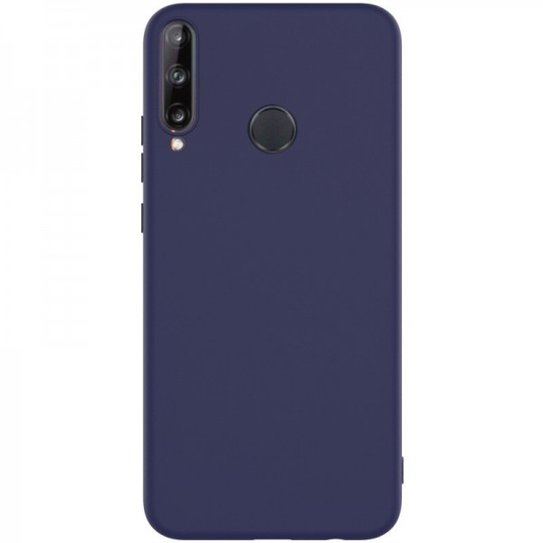 Husa Ultra Slim Upzz Candy Pentru Huawei P40 Lite E ,1mm Grosime ,navy imagine itelmobile.ro 2021