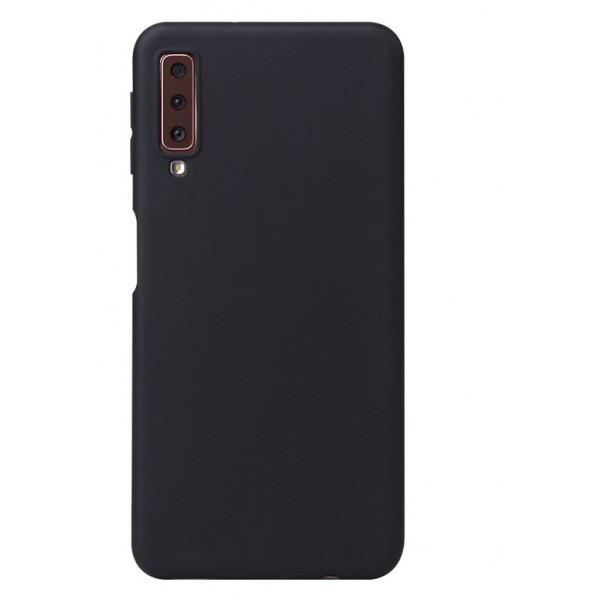 Husa Ultra Slim Upzz Candy Pentru Samsung Galaxy A50 ,1mm Grosime , Negru imagine itelmobile.ro 2021