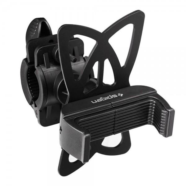 Suport Universal Pentru Bicicleta Spigen A250, Negru imagine itelmobile.ro 2021