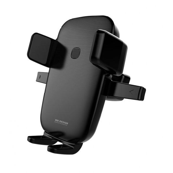 Incarcator Auto Wireless Remax Pentru Ventilatie Wk Design Qi Charger 10w Black imagine itelmobile.ro 2021
