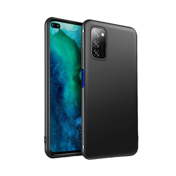 Husa Spate Upzz Ultra Slim Pro Samsung Galaxy S20 Ultra , Negru Super Slim imagine itelmobile.ro 2021