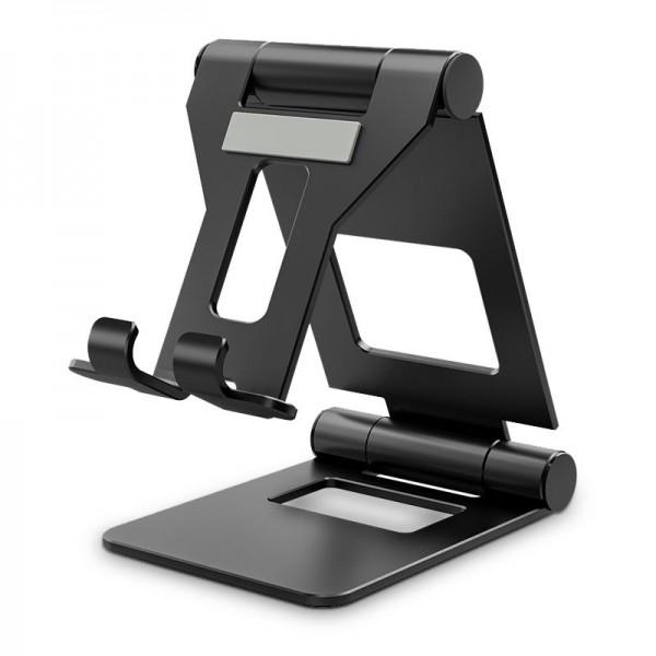 Suport Universal Premium Upzz Tech Protect Pentru Tableta ,negru ,aluminiu imagine itelmobile.ro 2021