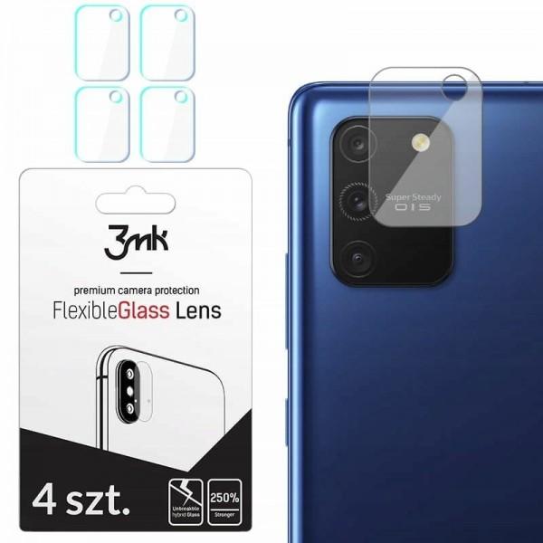 Folie Sticla Nano Glass 3mk Pentru Camera Samsung Galaxy S10 Lite Transparenta, 4 Buc In Pachet imagine itelmobile.ro 2021