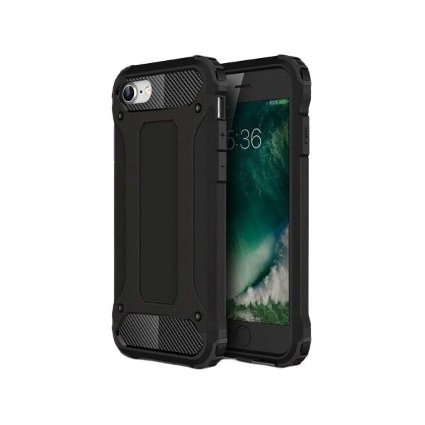 Husa Spate Upzz Armor iPhone Se 2 ( 2020 ) ,hybrid Anti-shock ,negru imagine itelmobile.ro 2021