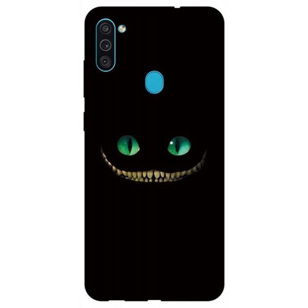 Husa Silicon Soft Upzz Print Samsung Galaxy A11 Model Dragon imagine itelmobile.ro 2021