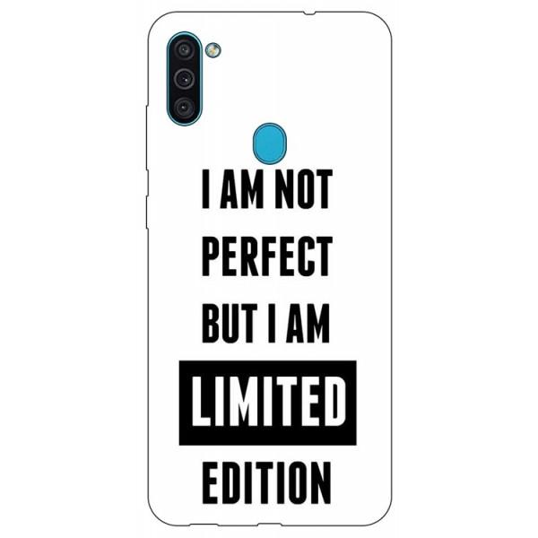 Husa Silicon Soft Upzz Print Samsung Galaxy A11 Model Limited Edition imagine itelmobile.ro 2021