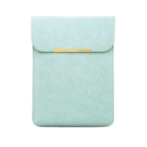 Husa Premium Upzz Tech Protect Sleeve Taigold Pentru Laptop 13-14 Inch ,macbook Air 13 Inch,verde Mint imagine itelmobile.ro 2021