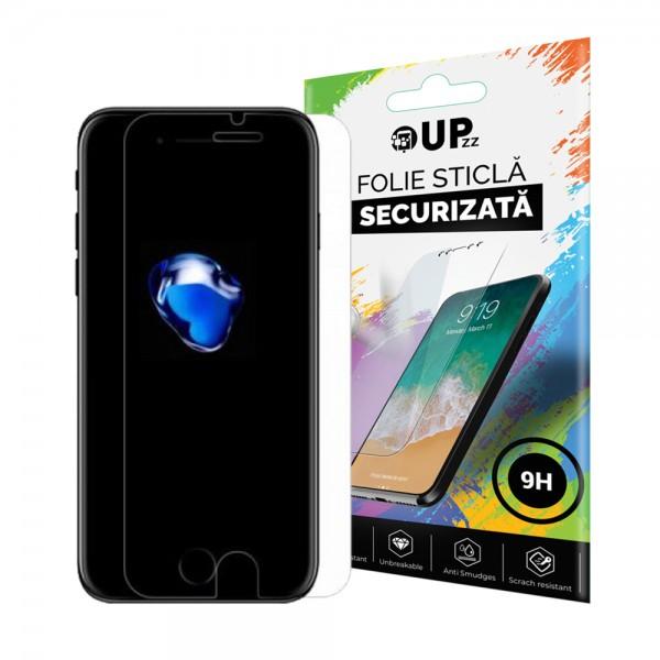 Folie Sticla Securizata 9h Upzz iPhone 7 imagine itelmobile.ro 2021